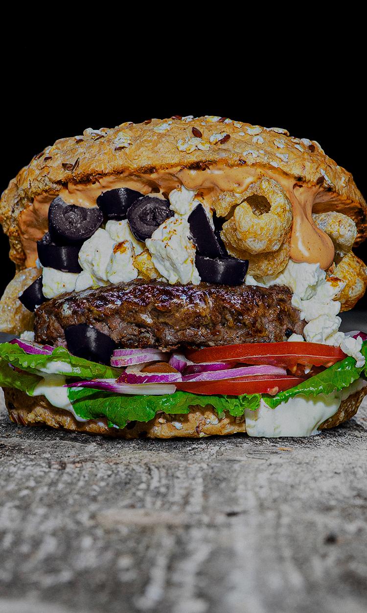 QMUH Burger