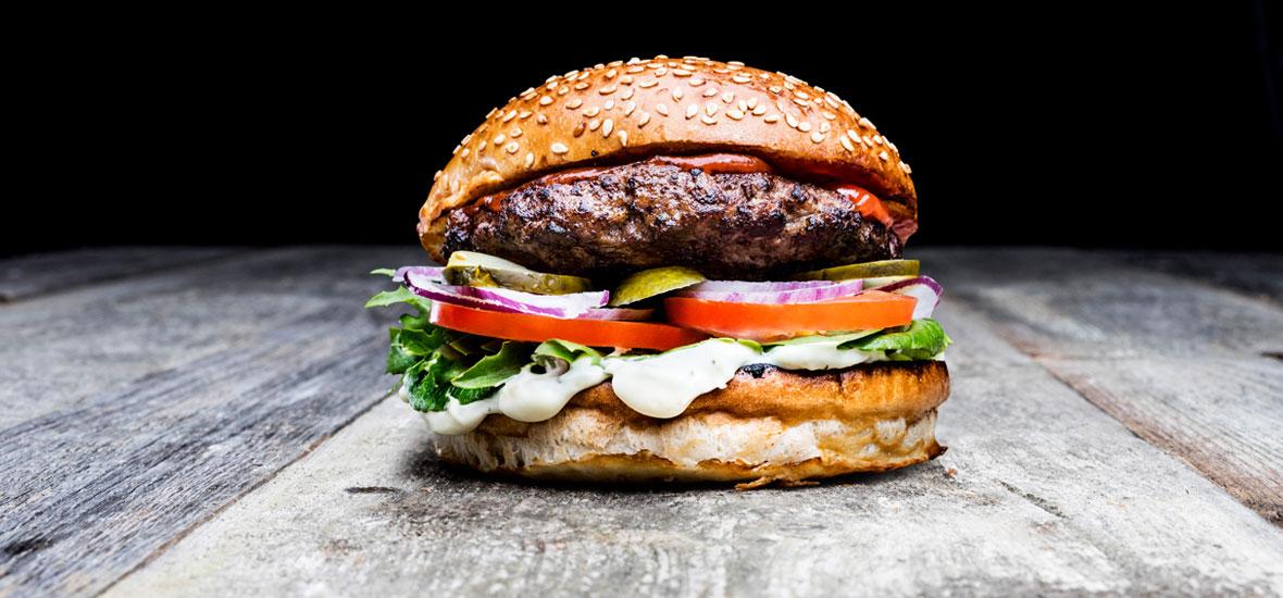 QMUH - Classic Burger