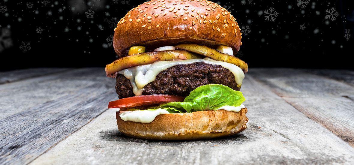 QMUH - Unser Essen - Winter Wonder Burger