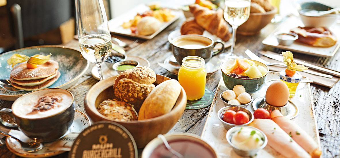 QMUH - Unser Essen - Frühstück