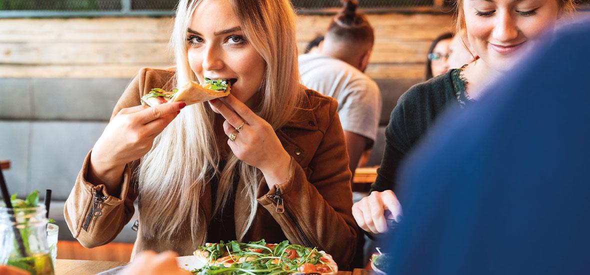 QMUH - Pizza