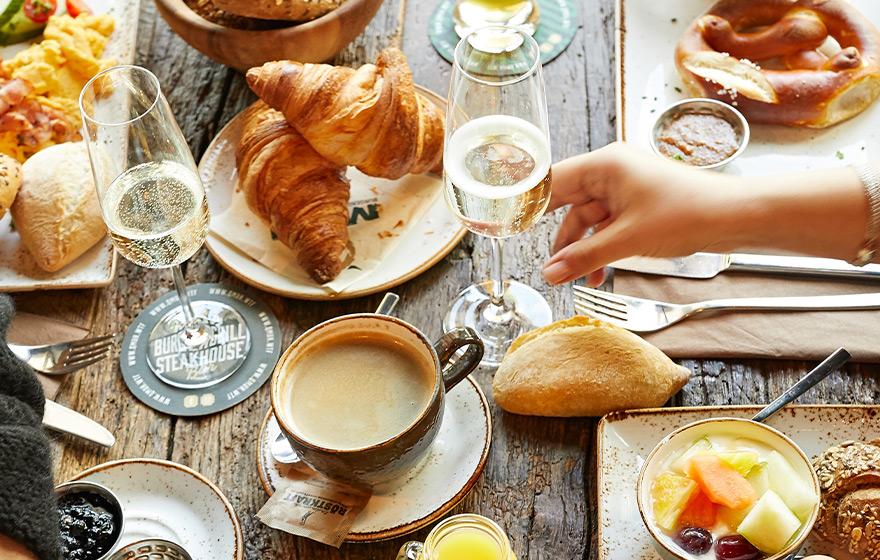 qMuh - Frühstück