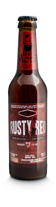 Urban Monk - Rusty Red