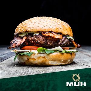 QMUH Burger Ceaser