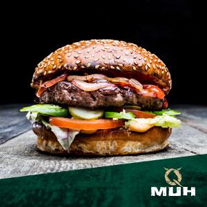 QMUH Burger Chilli