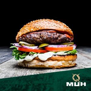 QMUH Burger Classic