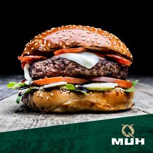 QMUH Burger Mama Mia