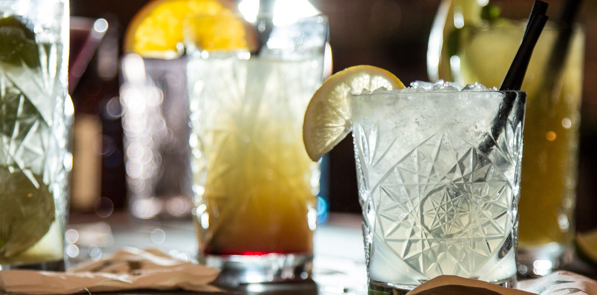 QMUH Cocktails